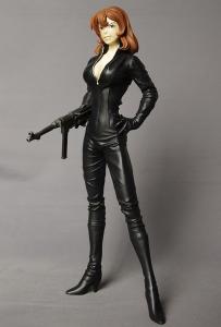 Mine Fujiko Black Machine Gun Version Lupin III mio boutique tokyo tn